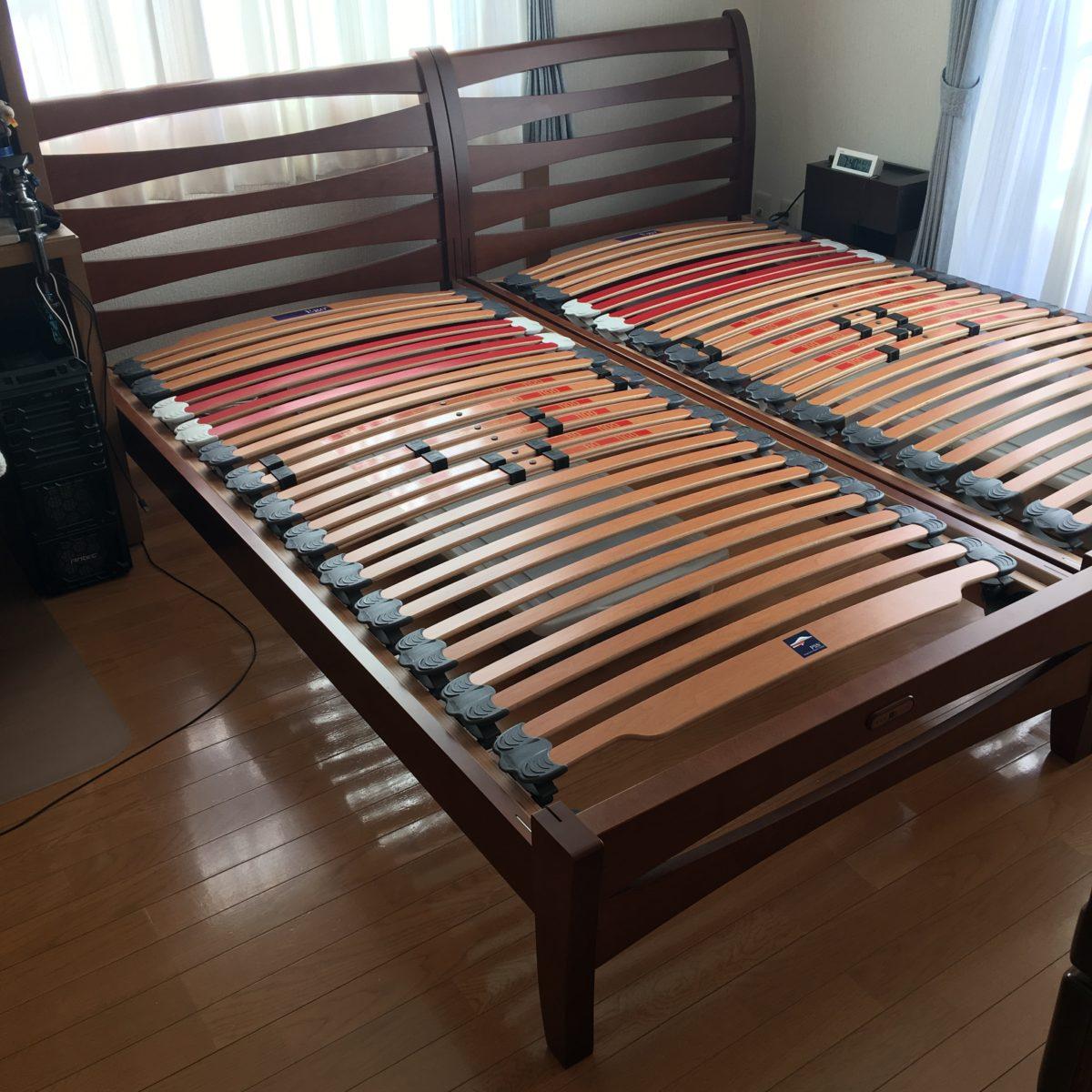 寝具を替えてみた