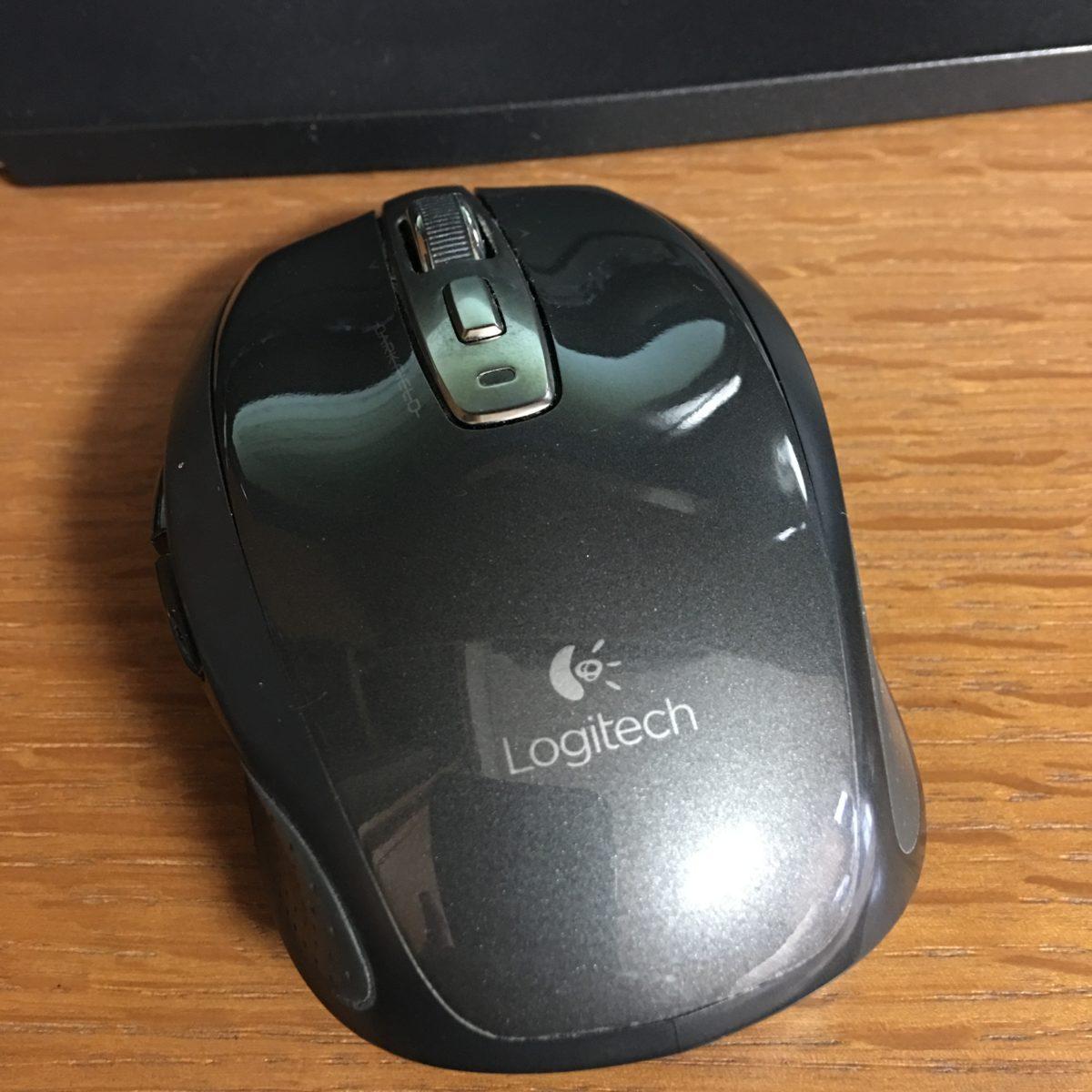 いかれたマウスを直してみた